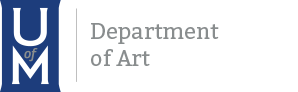 UofM Dept of Art : LOGO