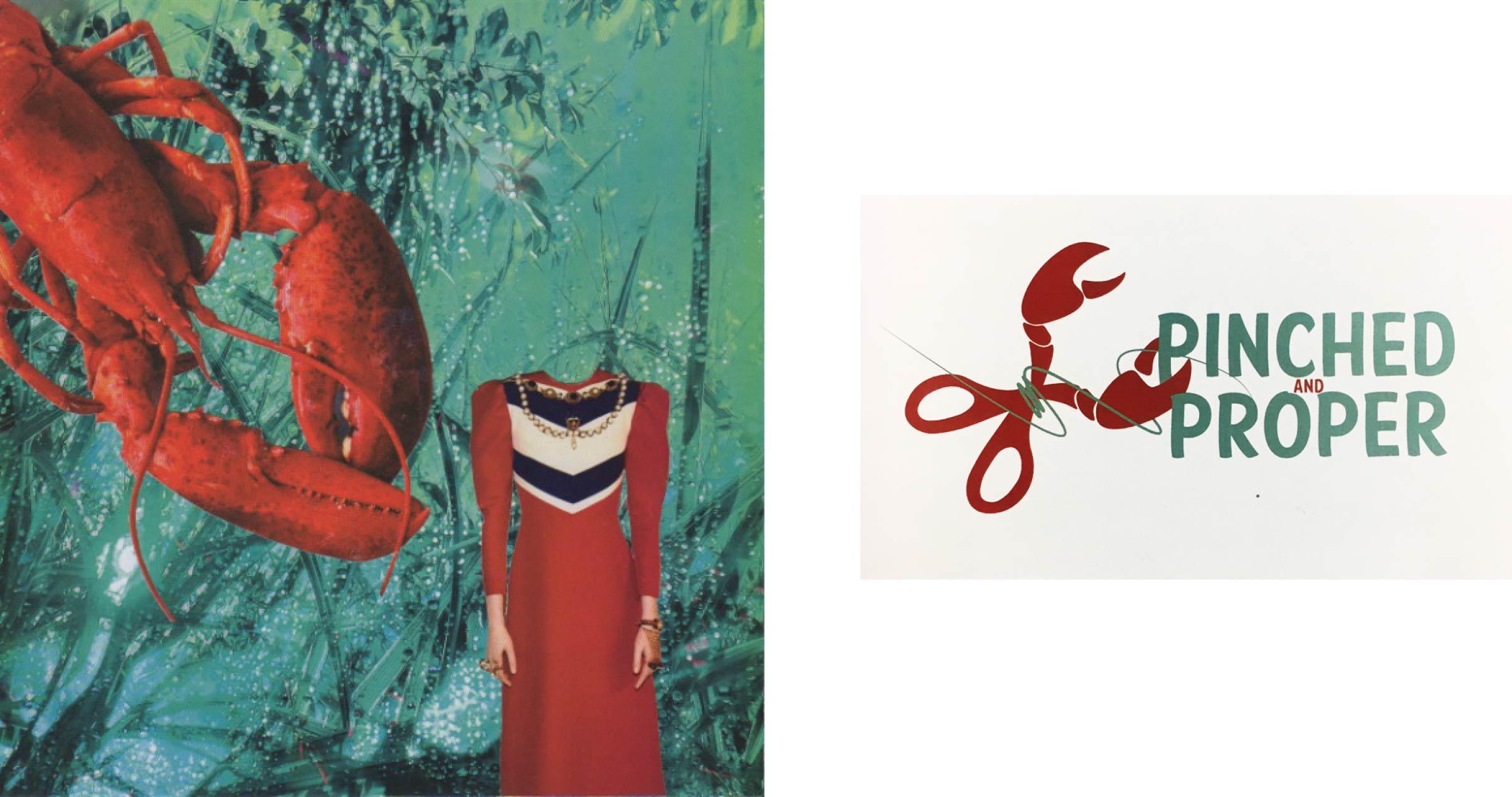 Collage & Logo Design